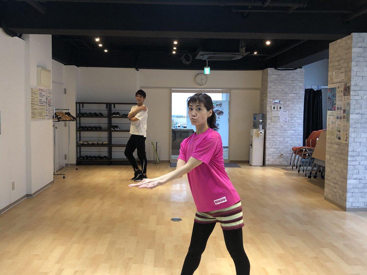 ダンス 痩せる 踊っ て