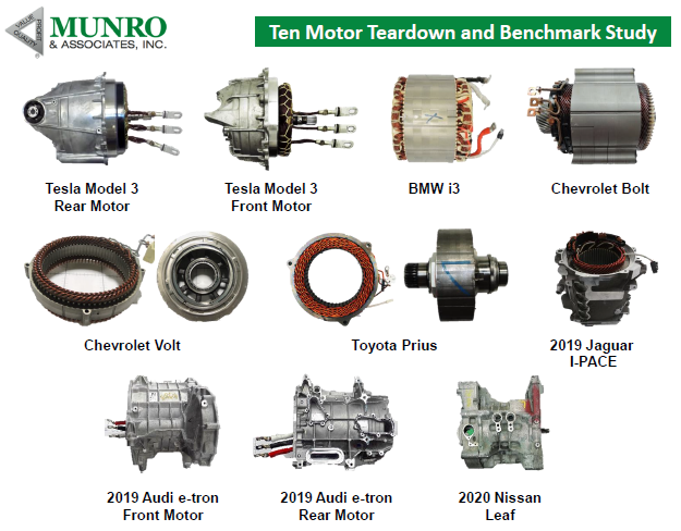 Ever wondered how the #TeslaModel3 front and rear motors; #BMWi3; Chevrolet #Bolt; Jaguar #I-PACE; Nissan #Leaf; Audi #e-tron front and rear motors; Chevrolet #Volt; and Toyota #Prius electric motors compare? Find out now!  https://hubs.ly/H0pLVCH0pic.twitter.com/NJFtyopVwY