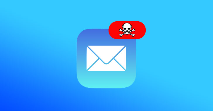 ⚠️ WARNING !!!  It's possible to hack iPhones / iPads just by sending an email to targeted users.  Hackers have been exploiting critical 0-click + 0-day RCE #vulnerability in the default mail app installed on millions of Apple devices.  Details — https://t.co/3qJGXZUean  #infosec https://t.co/ajF8Jxm2u4