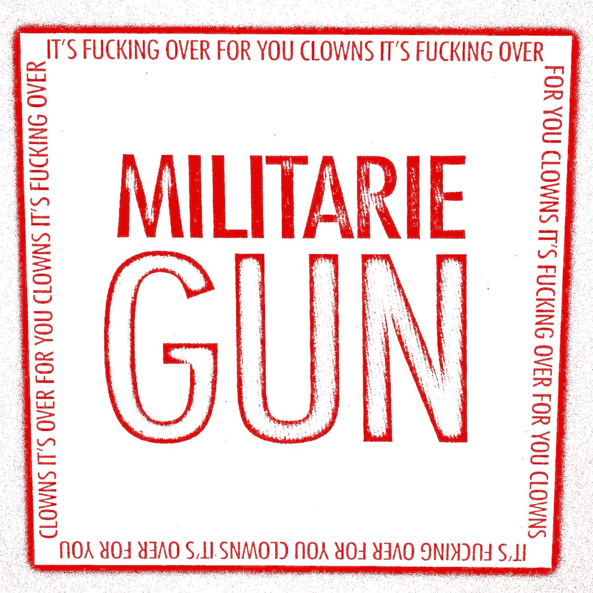 MILITARIE GUN DEMO UP NOW FFO AGGRESSIVE ROCK MUSIC INSTRUMENTS AND VOCALS BY IAN SHELTON ENGINEERED AND MASTERED BY NICK TOWNSEND MIXED BY KYLE MCAULAY HTTP://MILITARIEGUN.BANDCAMP.COMpic.twitter.com/mrlM1Vljjs