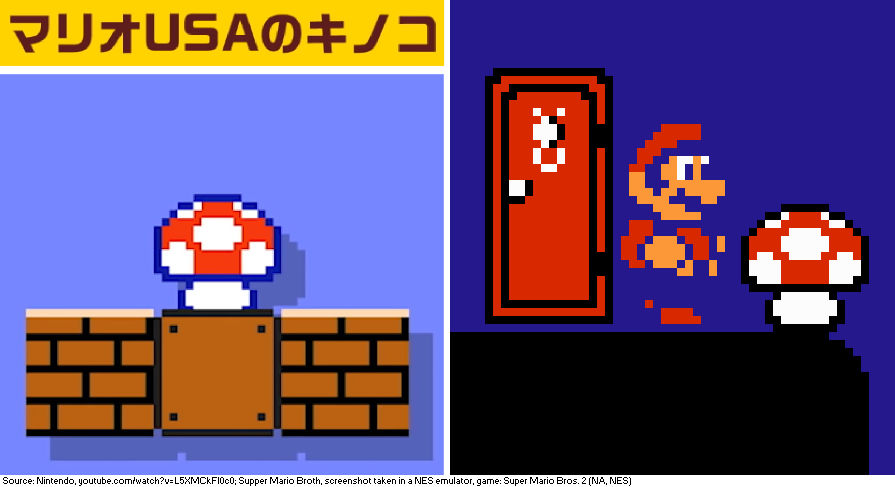 Supper Mario Broth On Twitter In The Japanese Version Of Super