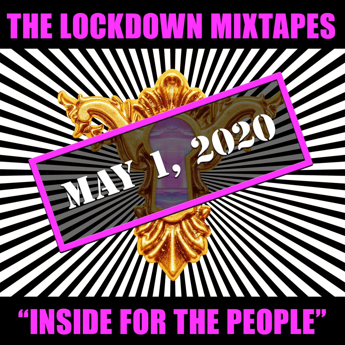 "🔊 FRIDAY MAY 1, 2020 🔊 THE LOCKDOWN MIXTAPE: ""INSIDE FOR THE PEOPLE""  The 1st in a series of custom-crafted mixtape journeys centered on select cuts from this summer's forthcoming album ""ALL COLORS""  Stay tuned for more info including an interactive online listening experience! https://t.co/oj0PaKCvLG"
