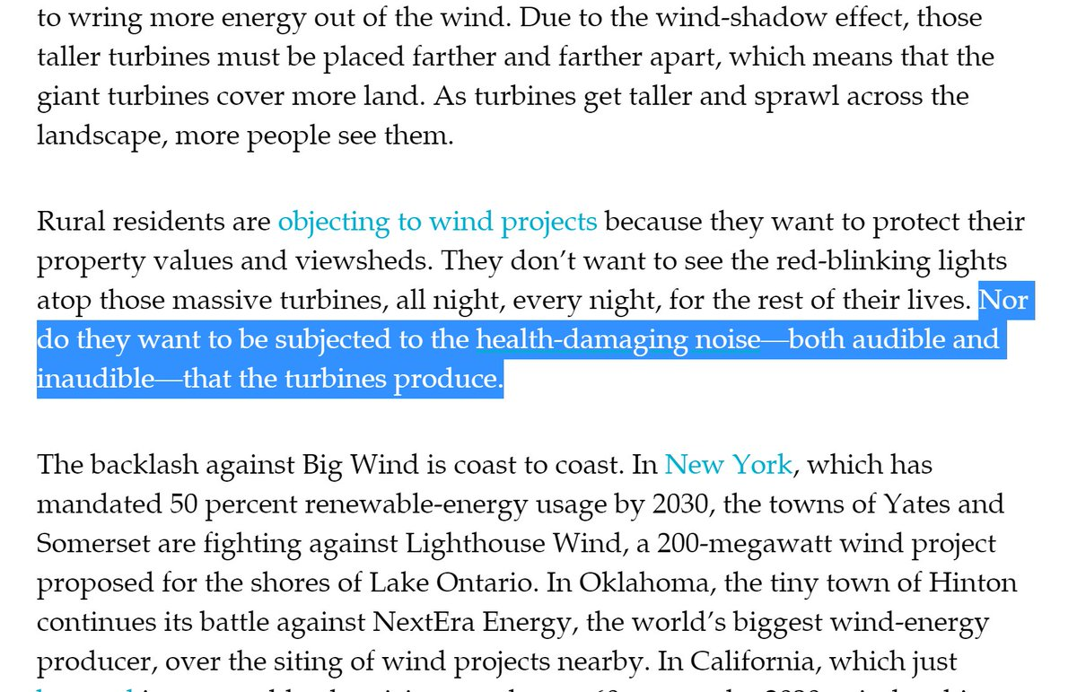 """The nuclear power documentary to be released in June features Australia's  @BNW_Ben talking about """"the hidden dangers of renewables"""" (!!!) (I guess the framing makes sense - the doc's producer Robert Bryce has done 'wind turbine syndrome' stories before)"""