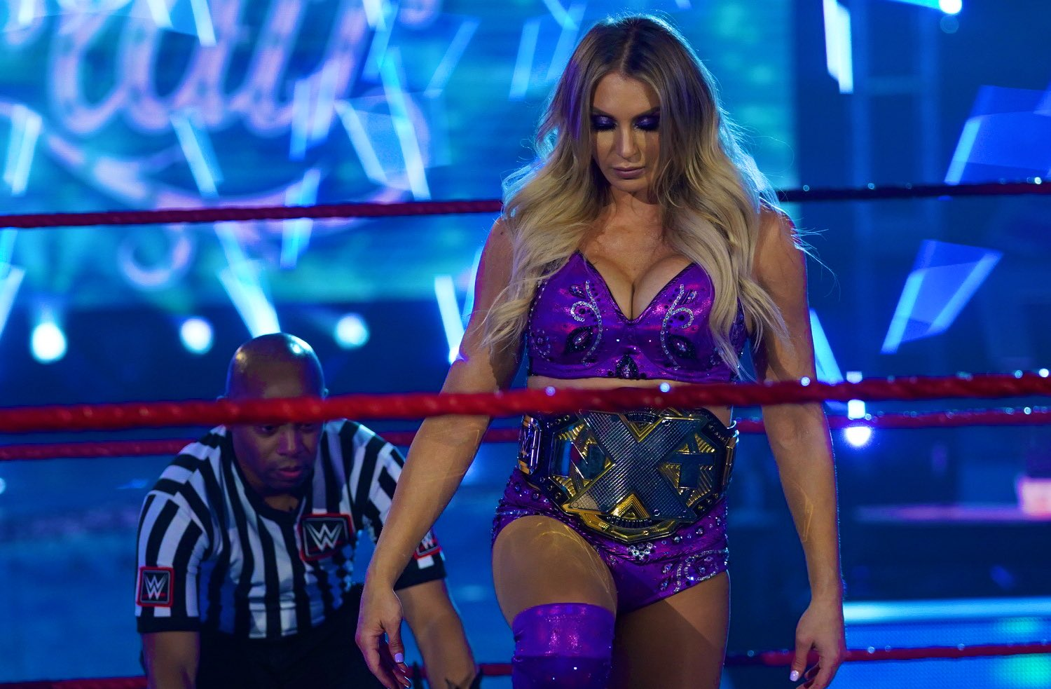 Charlotte Flair Comments On Getting 'Overexposed' In WWE 2
