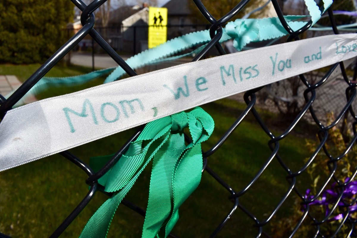 test Twitter Media - Staff and residents at Providence Manor are also feeling the love. Families and loved ones recently decorated the fence around our long-term care home with ribbons and messages of support. #ygk https://t.co/ekQWfYhPlc