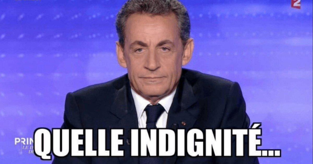 S A I N T E On Twitter Nicolas Sarkozy