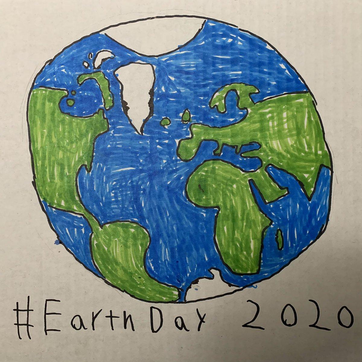 Happy #EarthDay2020! @tedwheeler @PortlandBPS @CityofBeaverton