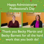 Image for the Tweet beginning: Happy #AdministrativeProfessionalDay!