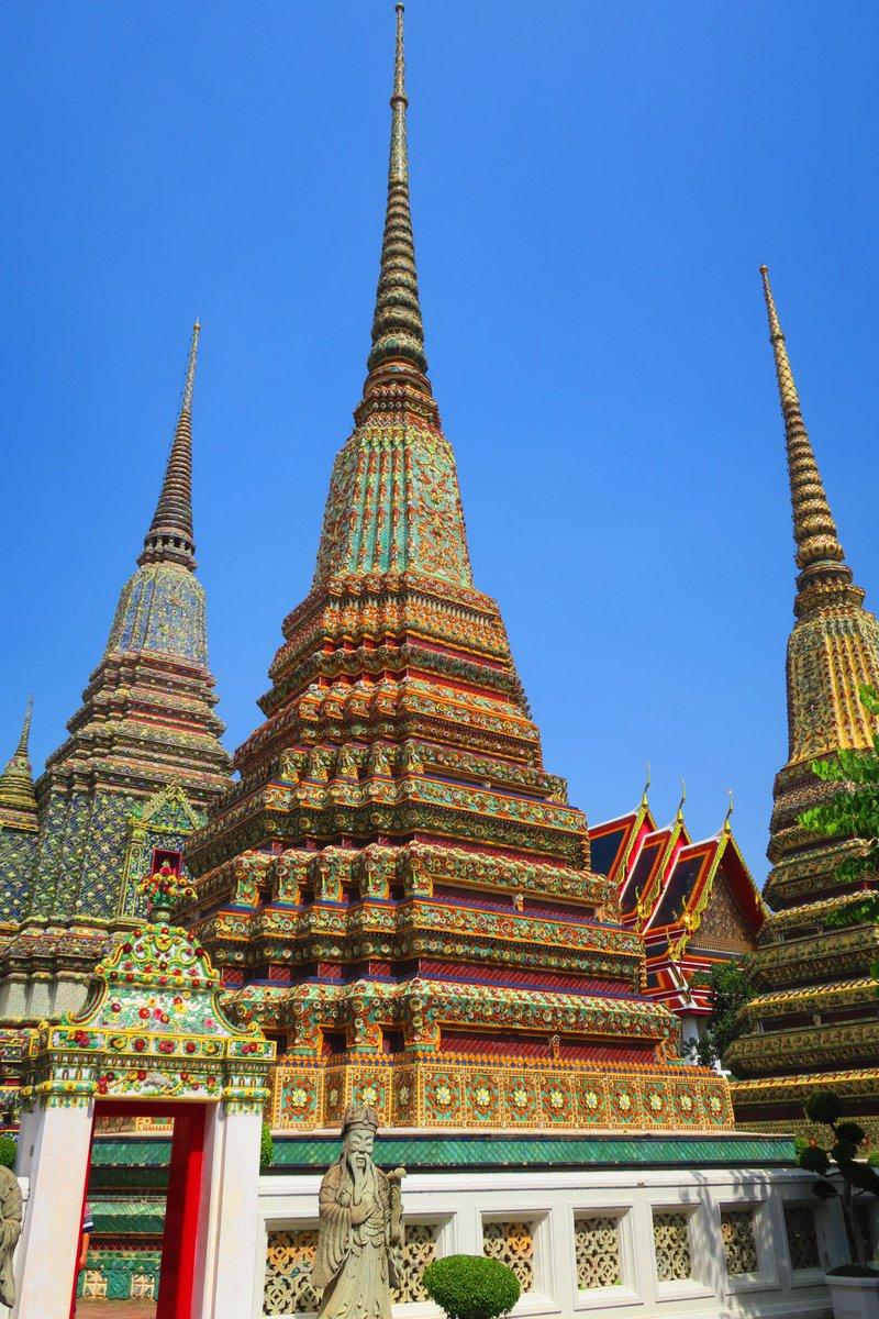 test ツイッターメディア - ワット・ポー (Bangkok・Thailand) https://t.co/BBb2ocRpxY