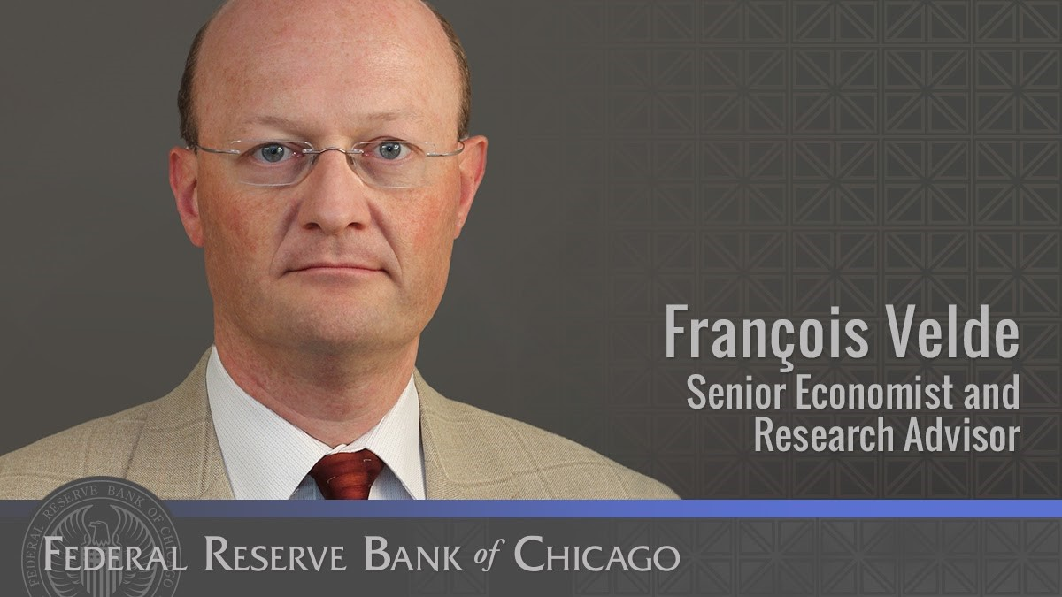 #FedFiles: François Velde is a senior economist and #research advisor who studies how the history of an #economy may offer insight into current trends. https://t.co/o6kSFPQn1j https://t.co/PsUZRfBANa