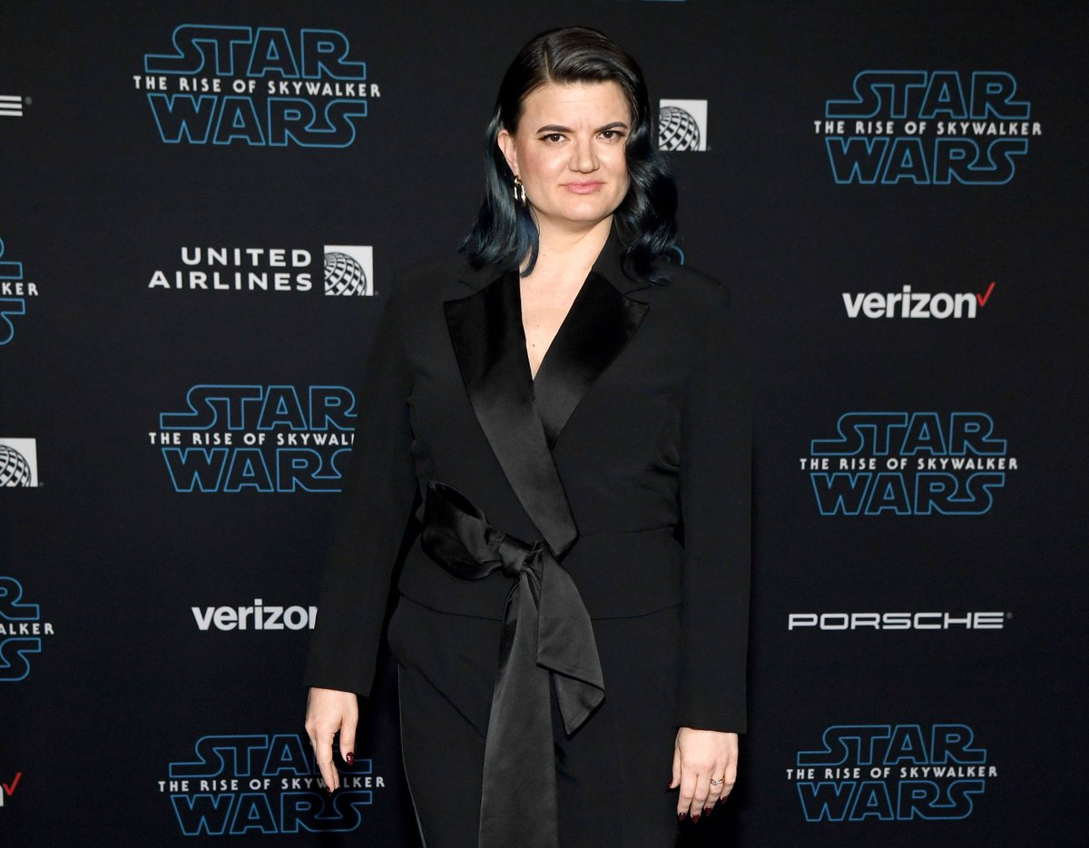 Russian Doll's Leslye Headland is working on a new Star Wars show for Disney Plus