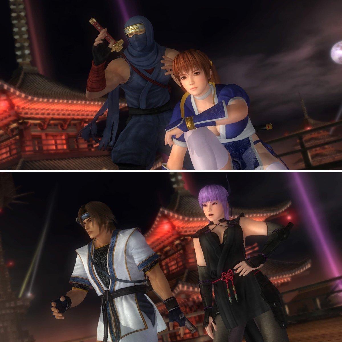 Lorenzo Buti On Twitter Would Be Nice If Ryu Hayabusa With The