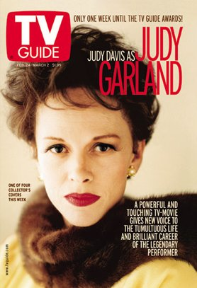 Happy Birthday Judy Davis. Ah-Mazing actress. From her portrayal of Judy Garland to Hedda Hopper...sublime.