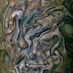 NASAが木星の最新画像を公開した結果?全然美しくない!