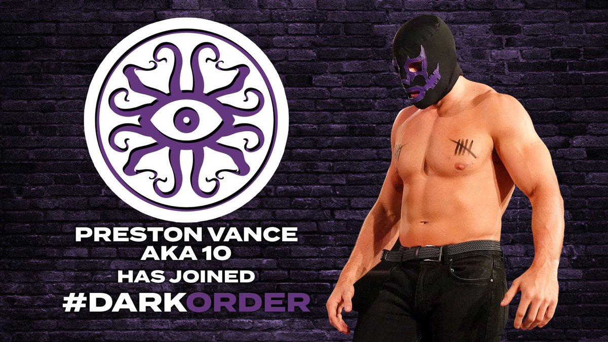 Identity Of The Dark Order's New Member Revealed