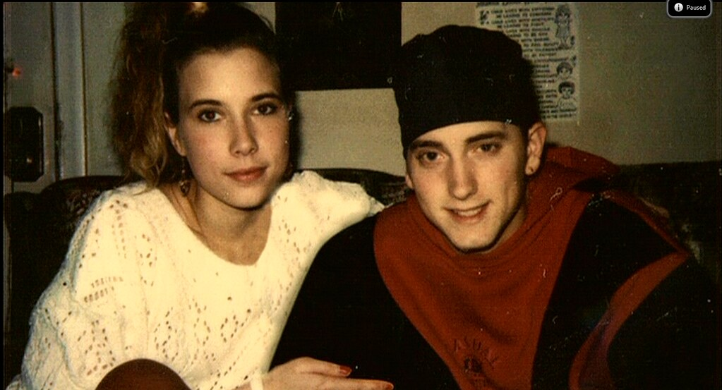 Girlfriend eminem Eminem Gets
