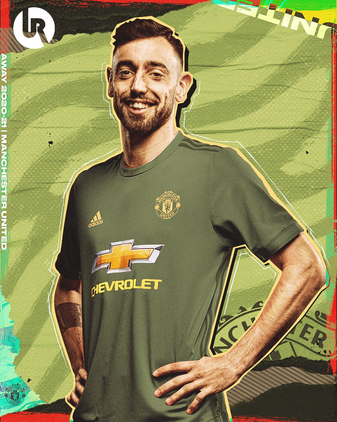 Utdreport On Twitter Manchester United S Rumoured 2020 21 Kits Are Set To Bring The Dazzle