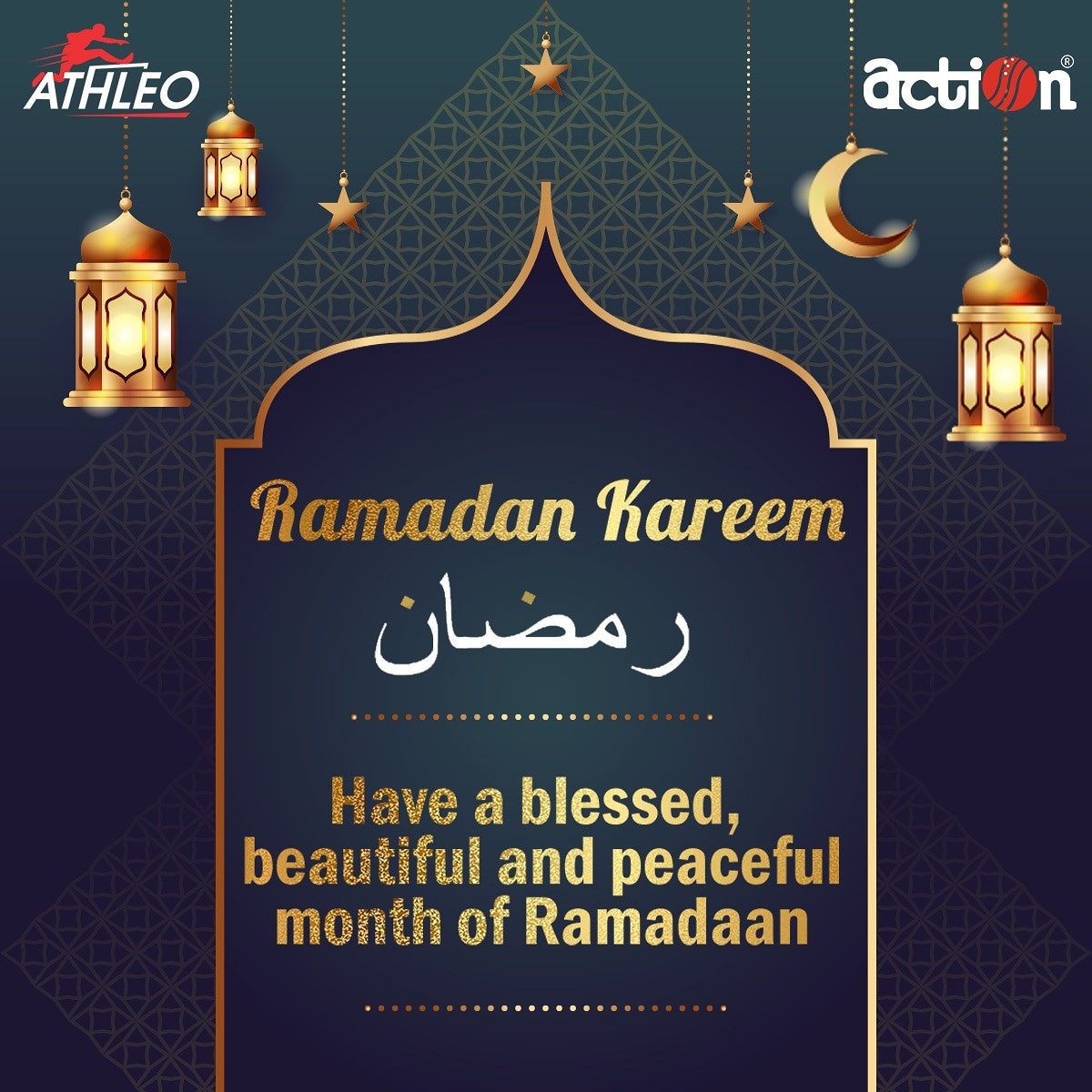 Action wishes you a blessed and safe Ramadan Kareem!  #ramadan2020 #ramadankareem #ramadanvibes #iftar #prayers #allah #Corona #StayFit #AthleoShoes #ActionShoes #quarantine #ShoeShopping #Shoes #Confidence #Fitness #Age #Fit2020 #shoeaddict  #indiafightscorona https://t.co/UskPeeq5HP