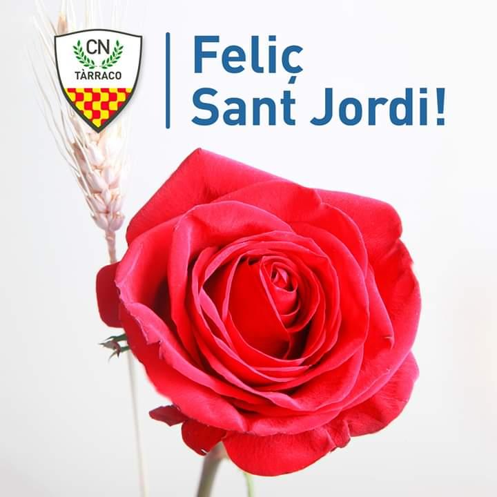 Fem que aquest Sant Jordi també sigui especial!! #SantJordietstu #SantJordialsbalcons Moltes felicitats a tots els Jordis i Jordines!! 😍😍 https://t.co/ZwkMmQRRKD
