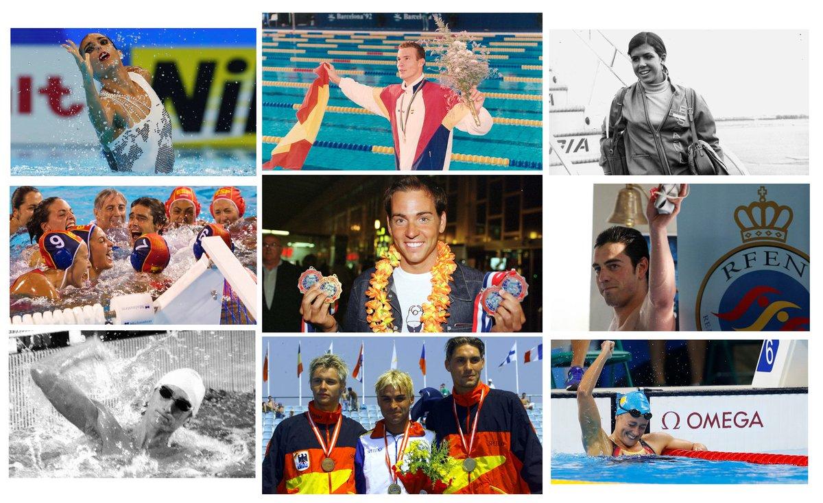 100 hitos en el Centenario de la #natación española https://t.co/xu4mSwvPIe https://t.co/BLvjubmGuD