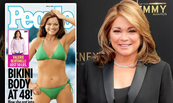 Happy birthday Valerie Bertinelli! You are just...cool! Hope it\s a great day!