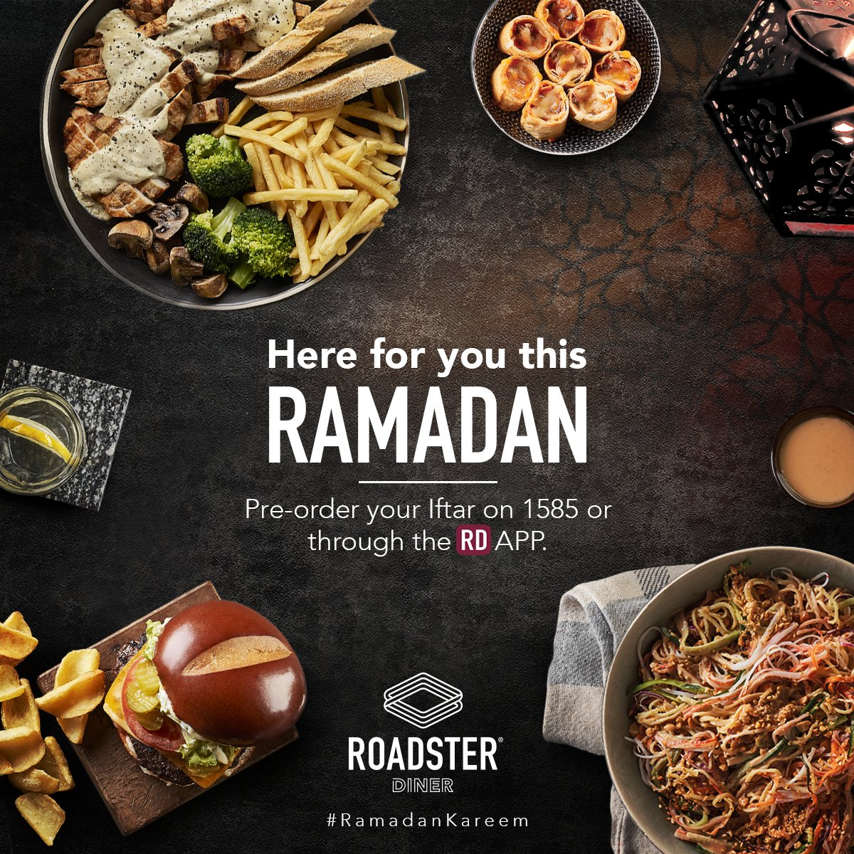 We're here for you this Ramadan! You can pre-order your iftar on 1585 or through the RD App. #ramadankareem https://t.co/TEA061rZ7h
