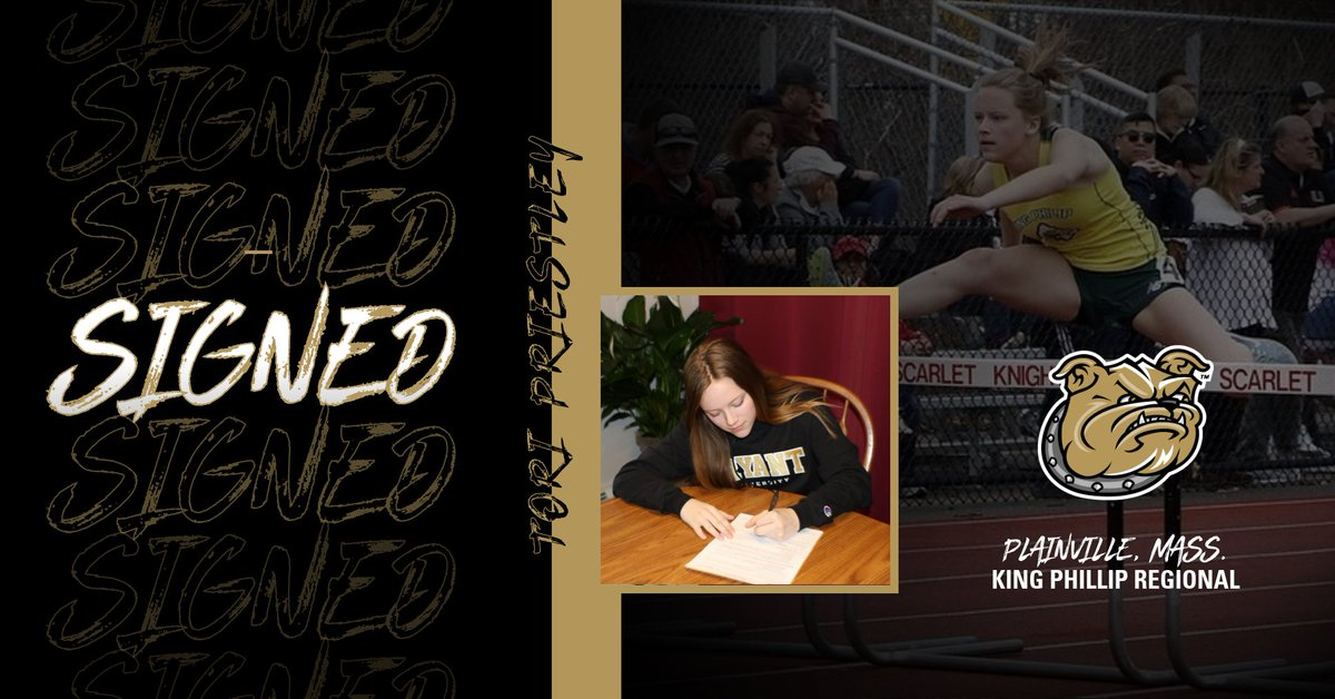 Welcome to Bryant, Tori Priestley!   Happy for you to join our Bulldog family.   #DawgsGottaEat   #GoBryant https://t.co/8HDatxgH3Z