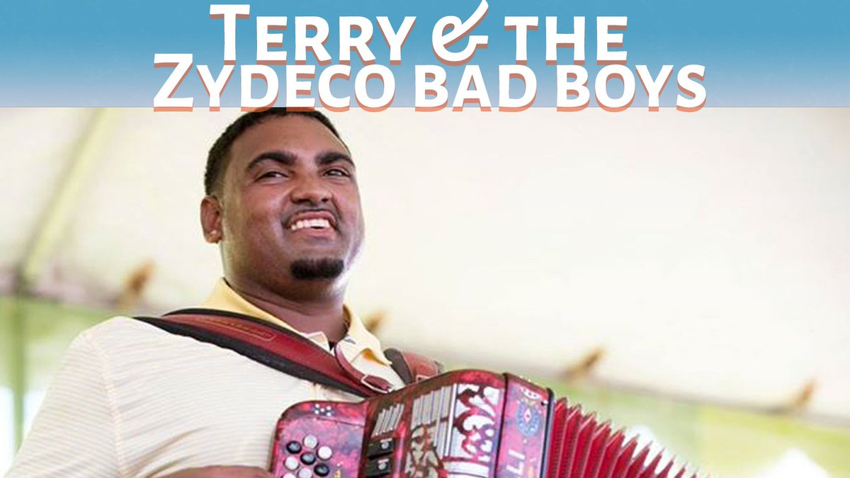 Terry & the Zydeco Bad Boys is a favorite of zydeco fans everywhere, playing some of the most interesting zydeco today, both highly innovative and deeply respectful of tradition. Bio: bit.ly/2KoTJvw