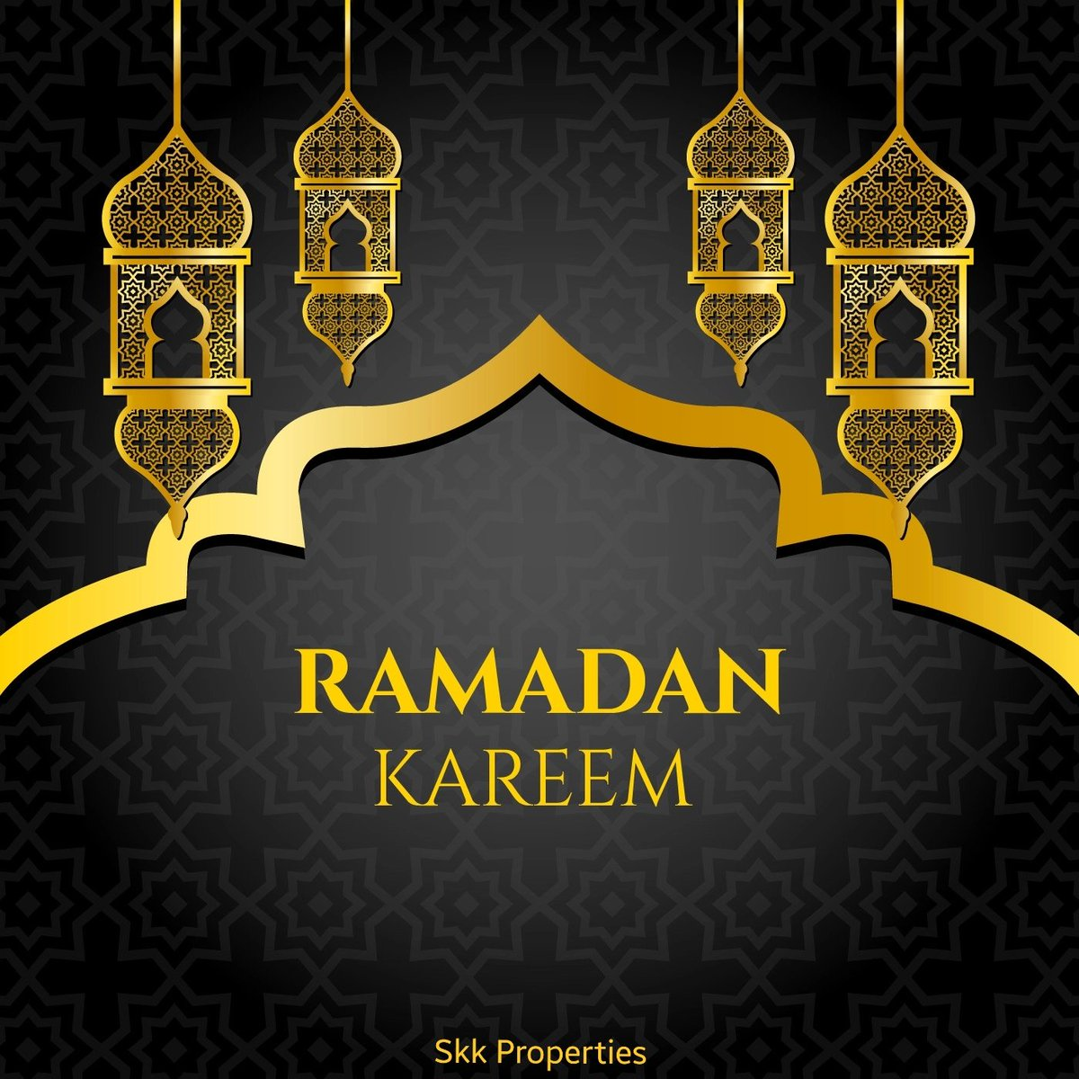 Wishing you and your family a blessed Ramadan. نتمنى لك ولعائلتك شهر رمضان المبارك.   #blessed #yourfamily #wishing #happiness #happy #thankful #blessedlife  #ramadan2020 #skkproperties https://t.co/WHqGeOe4NJ