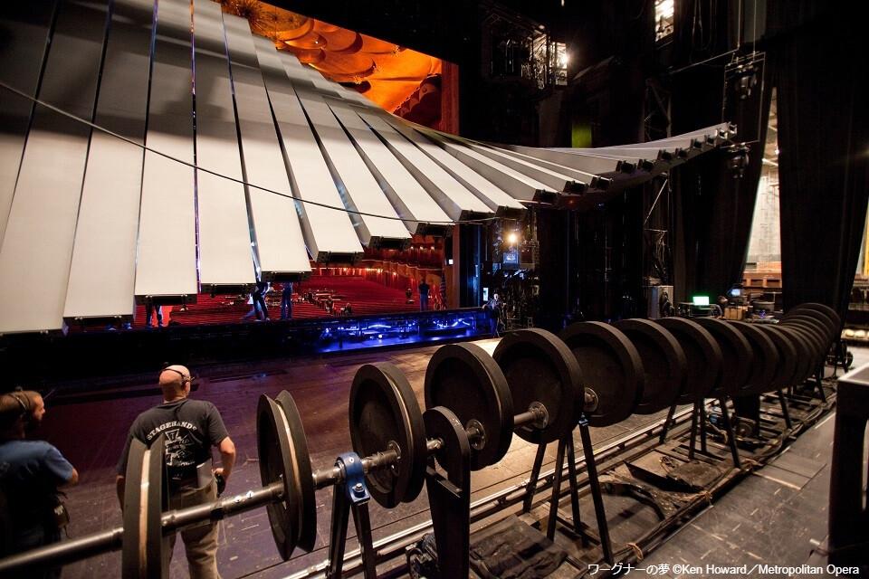 『ワーグナーの夢~メトロポリタン・オペラの挑戦~ 《ニーベルングの指環》の舞台裏』をWOWOWメンバ