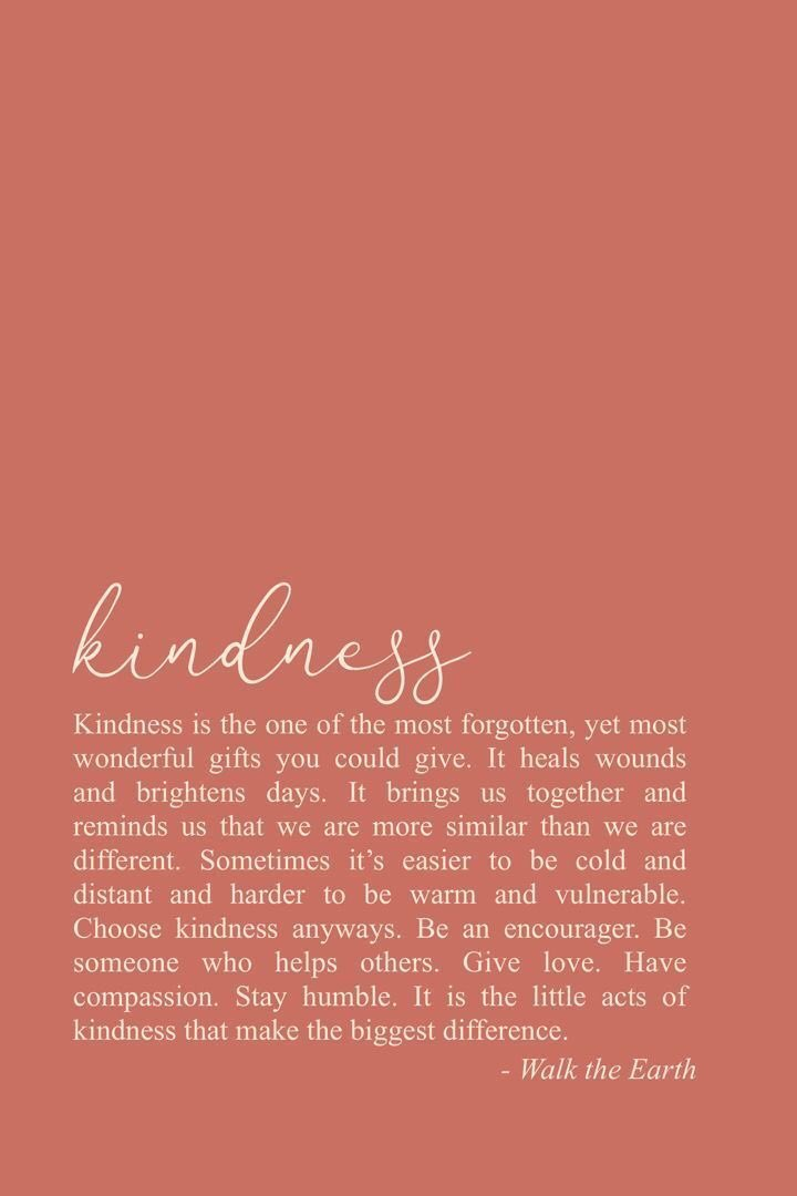 Show kindness everyday. You never know who needs it. Have a terrific Thursday.🌈❤️🥰