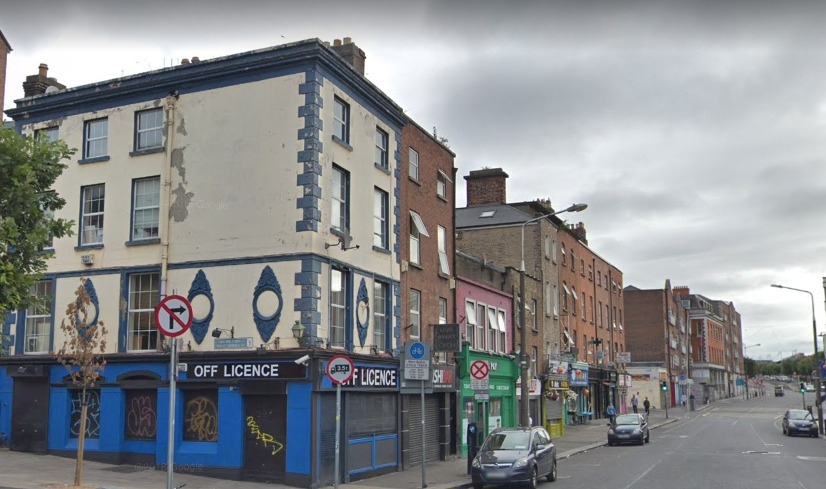 @sidelineprods Nope! Iit's now an off licence at corner of Parnell St. and North Great George's St.