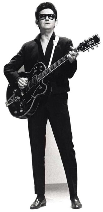 Happy birthday to the one & only Roy Orbison ....