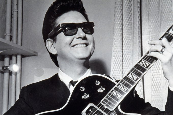 Happy birthday to The Caruso of Rock, Roy Orbison. Born this day in 1936 in Vernon, TX.