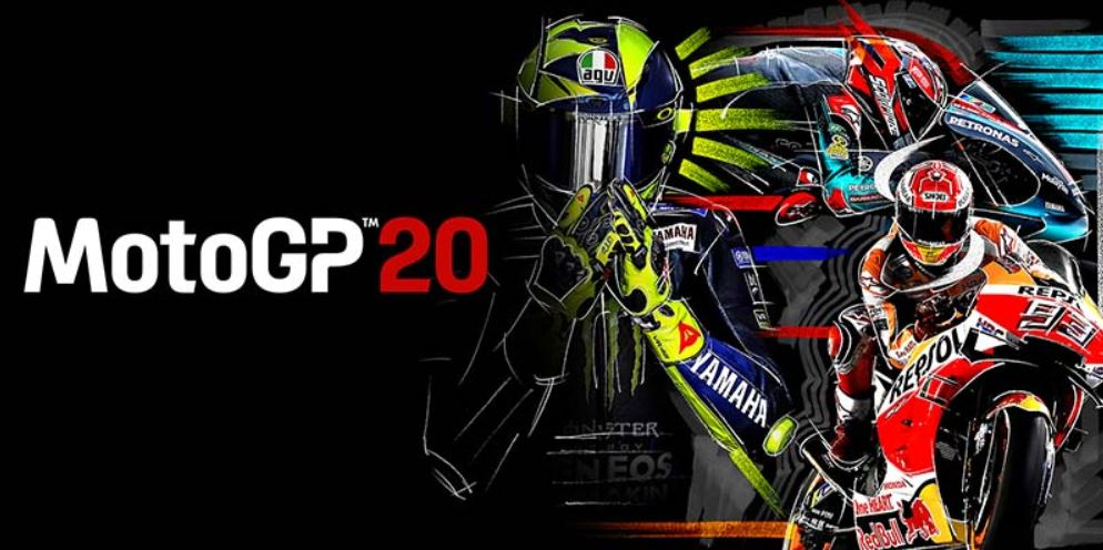 Today is the release of #MotoGP 20 in collaboration with our partner @MilestoneItaly!!  #TeamPlugInPC https://t.co/biG1NckXjt
