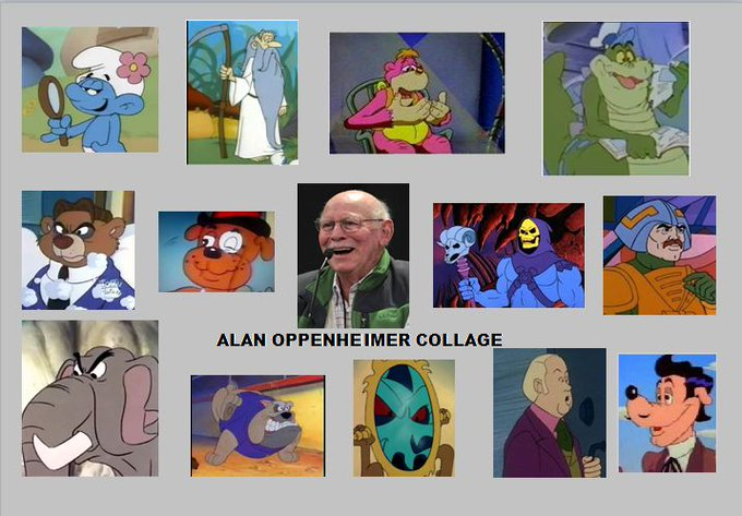 Alan Oppenheimer S Birthday Celebration Happybday To Alan oppenheimer is responsible for some of the most iconic voiced roles of the 1980s. alan oppenheimer s birthday celebration