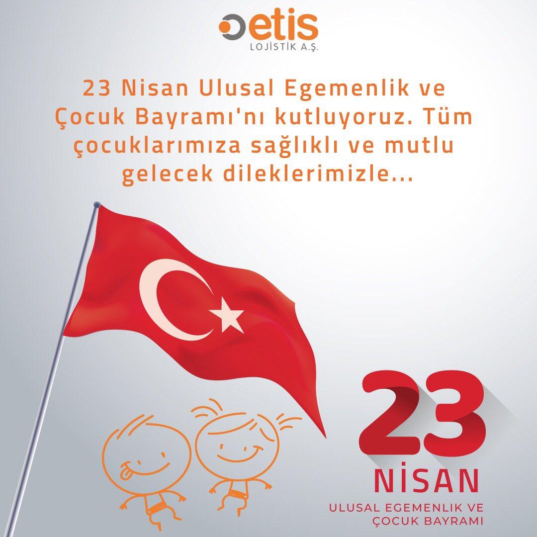 #23Nisan Ulusal Egemenlik ve Çocuk Bayramımız kutlu olsun! https://t.co/eMAJOM3NMq