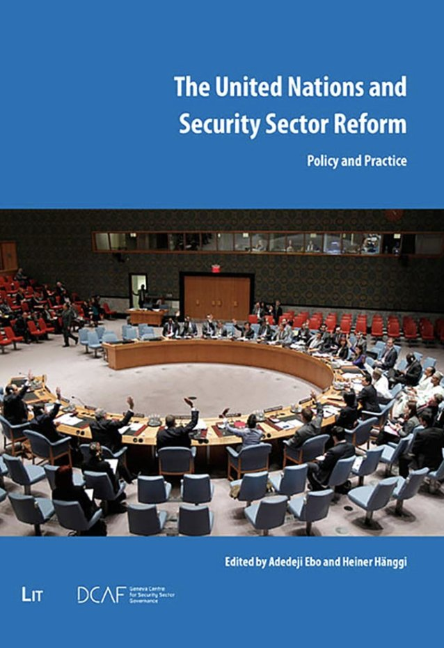 """The book """"The United Nations and Security Sector Reform: Policy and Practice"""" is now available online: https://t.co/8qqnTIHES2 https://t.co/y6PjaH2NAb"""