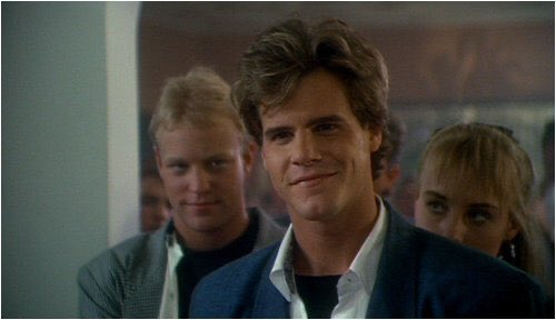 Happy 60th birthday to Craig Sheffer here as king butthole Hardy Jenns in the fantastic Some Kind Of Wonderful:
