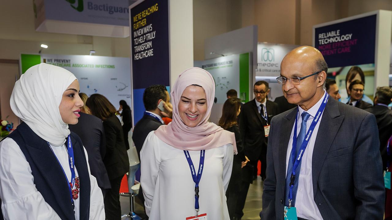 Medtronic Omar Ishrak women
