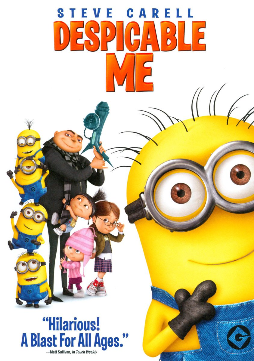 This Friday we will be watching Despicable Me for our Netflix Party! It will begin at 8pm. More info out tomorrow! https://t.co/Rbp5Hjaim3