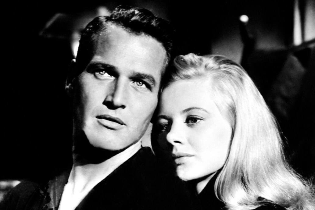 """Channing Thomson on Twitter: """"The late Shirley Knight and Paul ..."""