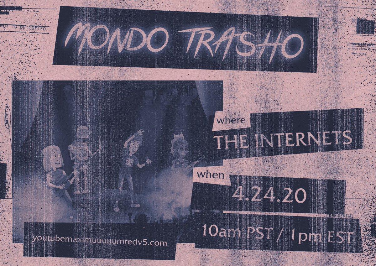 Mondo Trasho (@mondotrasho3042) on Twitter photo 23/04/2020 16:33:35