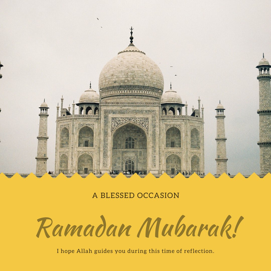 Ramadan Mubarak! #ramadan #socialwork #nasw