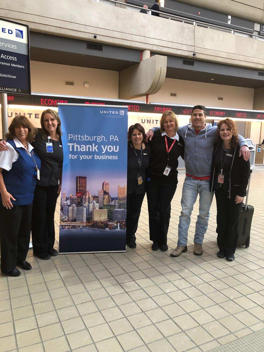 Remembering great memories of shared moments with our valued customers before social distancing; and looking forward to making many more. @weareunited #StrongerTogether