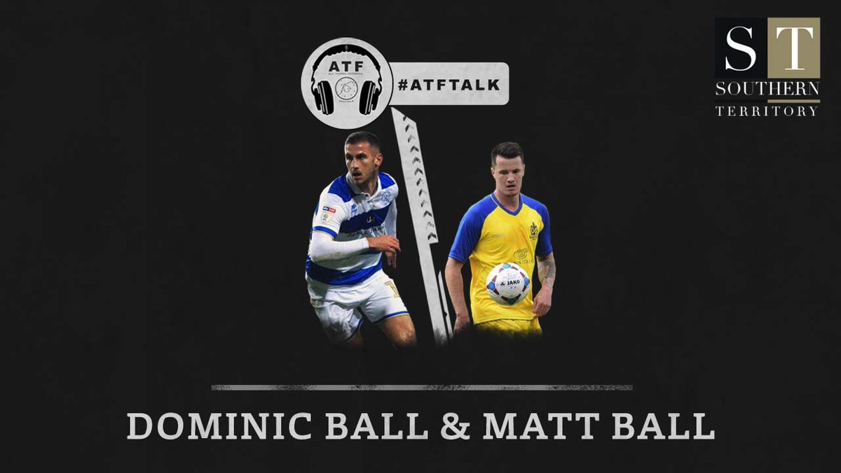 🎥 | ALL THINGS FOOTBALL - MATT & DOMINIC BALL Listen to @mattball1993 & @DominicBall6 talk about there different careers in football and lots more! YouTube - youtu.be/AuHiUZiyeL0 ITunes - podbean.com/media/share/pb… Like | Share | Comment | Subscribe