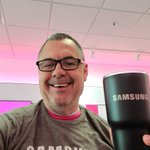 Image for the Tweet beginning: Congratulations to Chuck @GPMobileTPR on