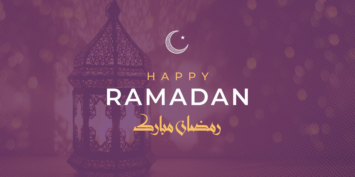 I want to wish a blessed Ramadan to all who will be observing a month of fasting and prayer.
