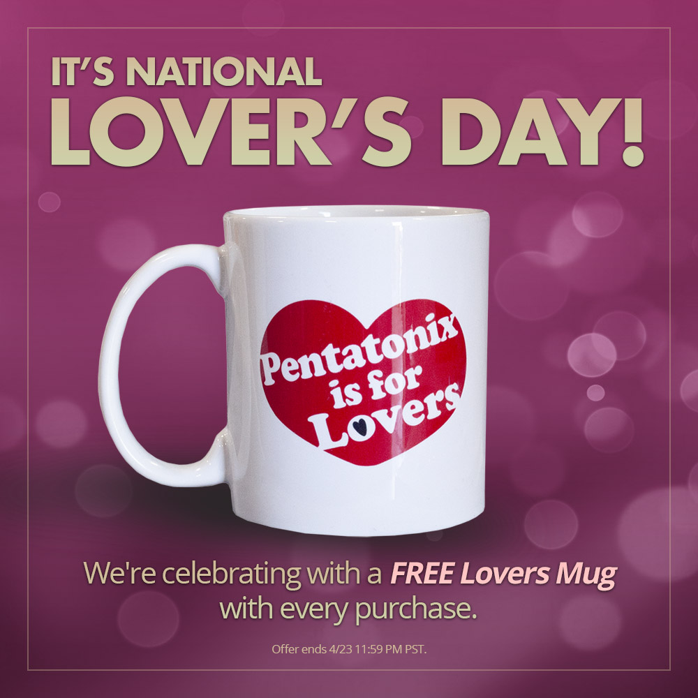 It's #NationalLoversDay and we're celebrating by giving away a FREE PTX LOVERS MUG with EVERY PURCHASE!  Hurry... this offer ends at midnight tonight! Shop now at  http:// shop.ptxofficial.com    . #PTXMerch <br>http://pic.twitter.com/oYwjAY2exS