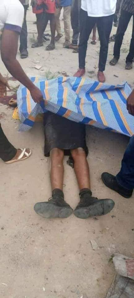 Image Policeman kills policewoman in Rivers State